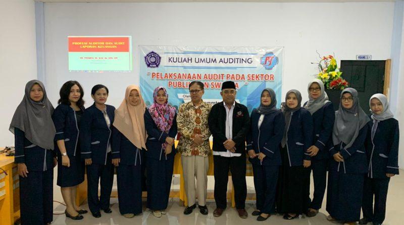 Kuliah Umum Auditing
