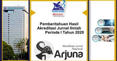 Jurnal IJEBAR ITB AAS Indonesia Terakreditasi SINTA