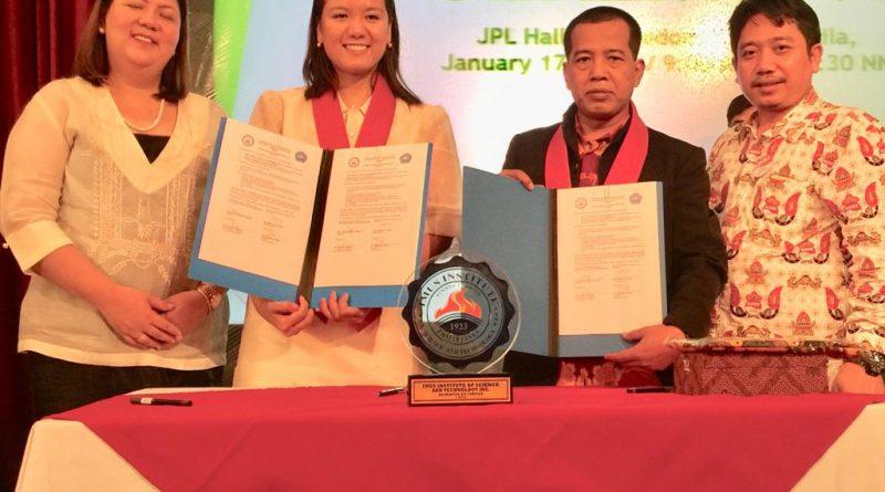 MOU ITB AAS Indonesia dengan Perguruan Tinggi Luar Negeri