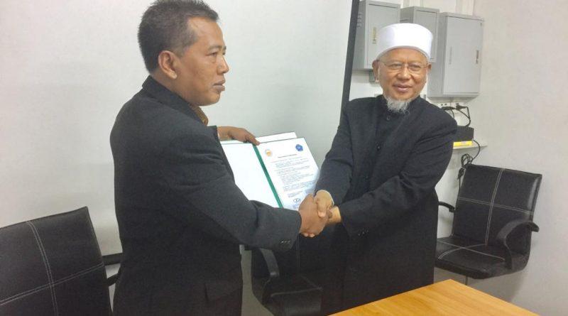 ITB AAS INDONESIA  MoU Fatoni University